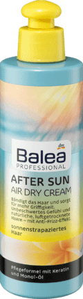 Balea Professional Air Dry Cream After Sun 200 ml - dm Balea