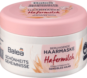 Balea Haarmasker Havermelk 250 ml