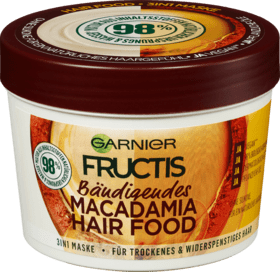 Garnier Fructis Macadamia Hair Food Mask 390 ml