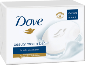 Dove Zeep Original Beauty Cream Bar 2 x 100 gram