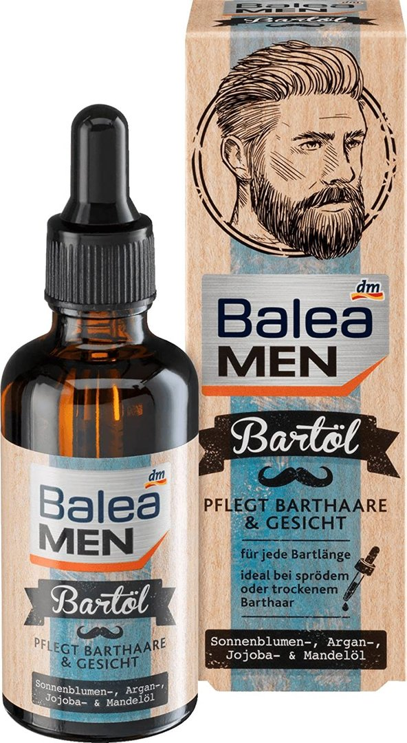 DM Balea MEN Baardolie 50 ml