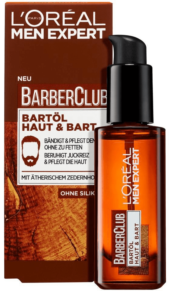LOREAL Men Baardverzorging Expert Barber Club