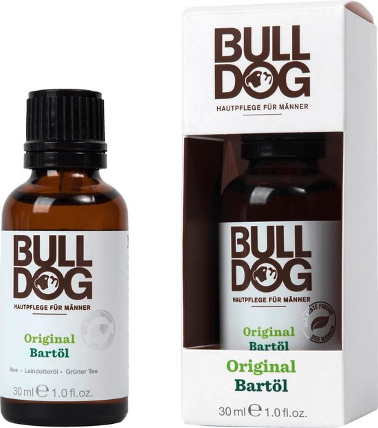 Bulldog Baardolie 30 ml