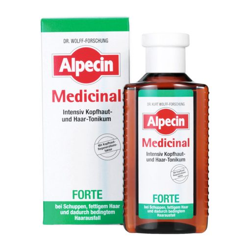 German Hairb- Alpecin Medicinal Forte Hair Tonic, 200ml