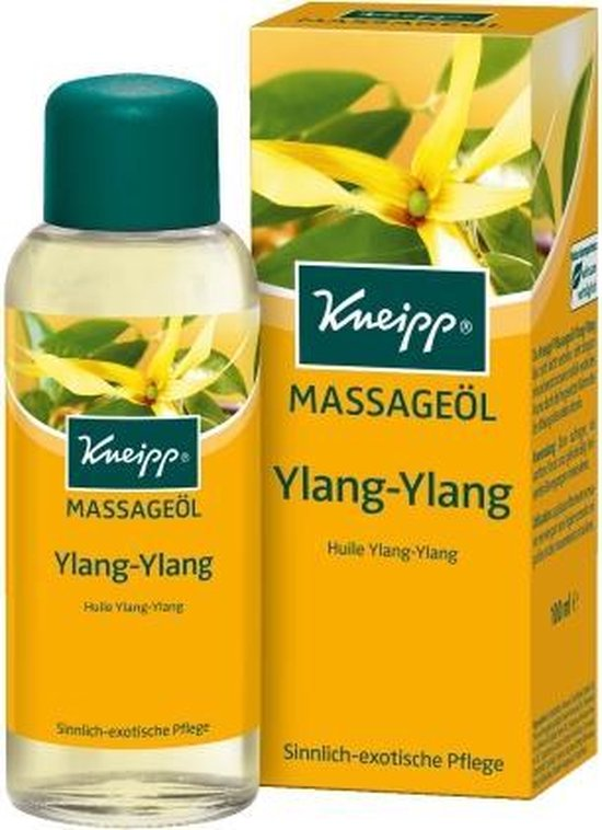 Kneipp Massageolie 100 ml Ylang-ylang