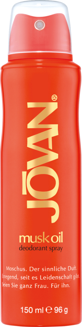 Jovan Musk Oil 150ml Deodorant